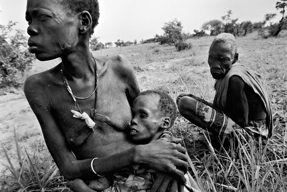 Famine in Africa: 30 Million Await Humanitarian Intervention